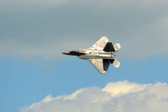 SAD, Rusija, F 22 , Avion