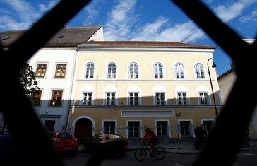 Adolf Hitler, rodna kuća