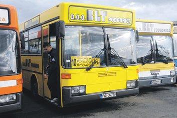 BLT, autobus