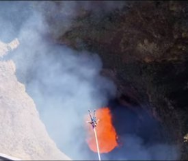 vulkan skok