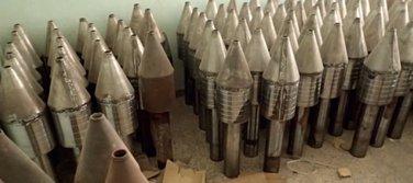 Rakete, Islamska država