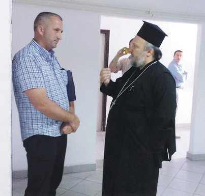 Velibor Džomić, Vesko Vukadinović