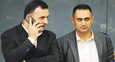 Srđan Milić, Aleksandar Damjanović