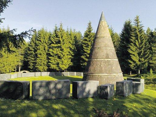 Spomenik na Jasikovcu