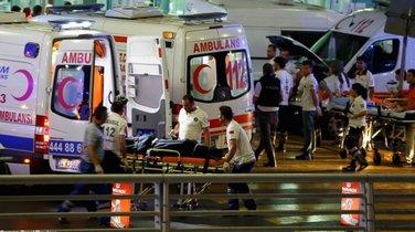 Ataturk eksplozija Istanbul