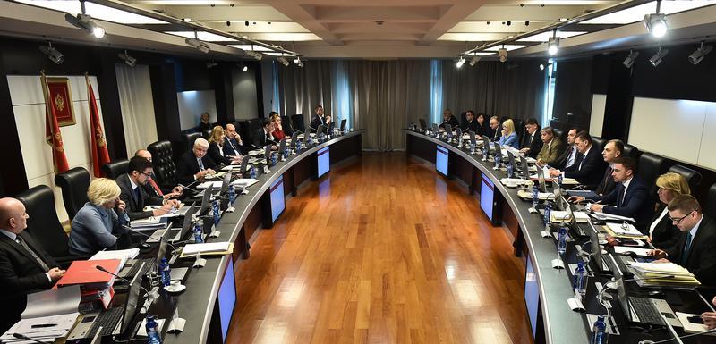 Korupcija na svim nivoima vlasti: Vlada Crne Gore