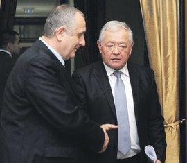 Predrag Bulatović, Velizar Kaluđerović