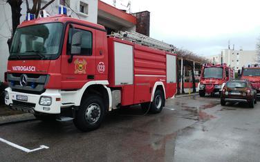 Vatrogasna vozila u Tivtu