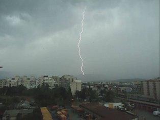 nevrijeme Podgorica