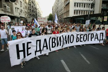 protest Beograd