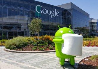 Android Marshmallow, Maršmelo, Google