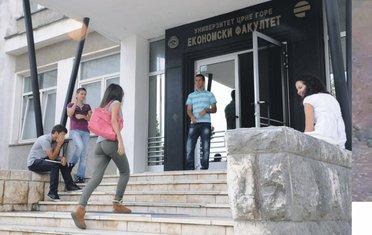 Studenti, ekonomski fakultet