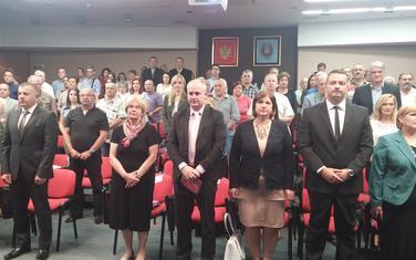 Smjena u partiji ne znači da će Vučinovićeva izgubiti ministarsku funkciju: Čelnici HGI