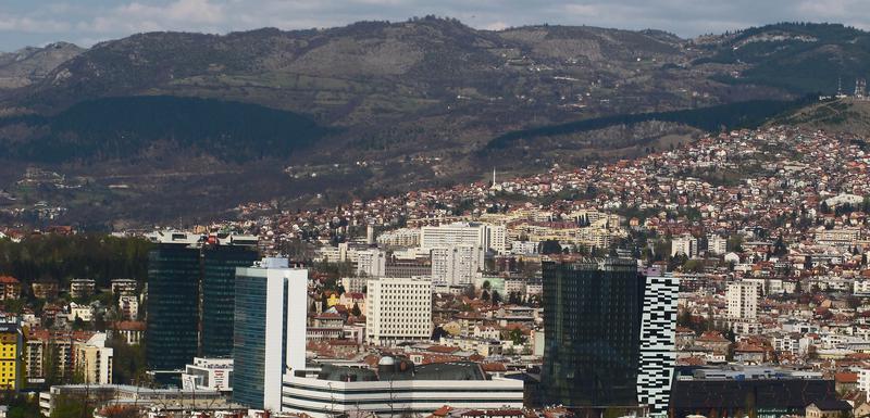 Sarajevo (Ilustracija)