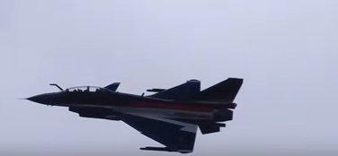 Kina, avion