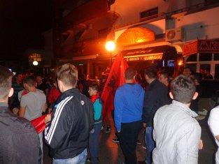 Ulcinj navijači Albanija