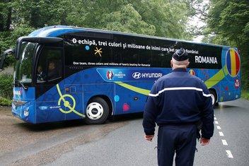 Francuska, žandarm, reprezentacija Rumunije