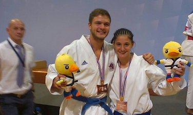 Stefan Vukotić i Lidija Jokić
