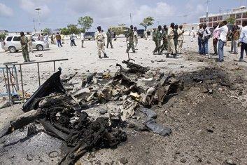 Mogadiš, Somalija, Al Šabab