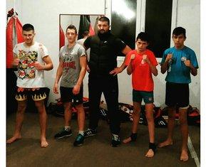 Kik boks klub Lovćen