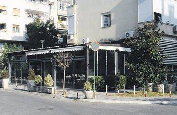 kafe bar Mona Liza