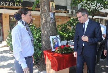 Godišnjica ubistva Jovanovića