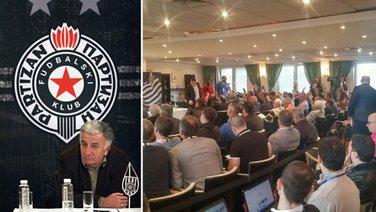 Skupština FK Partizan