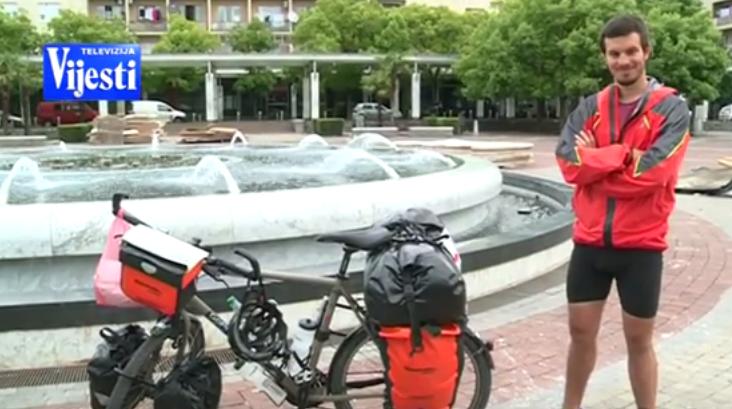 biciklisti, put oko svijeta