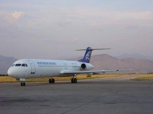 Avion Montenegro Airlinesa