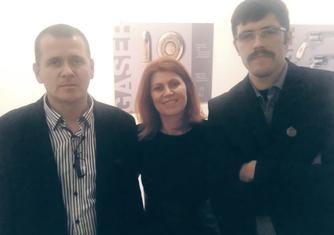 Draginja Radonjić, Goran Bubanja i Goran Pajović