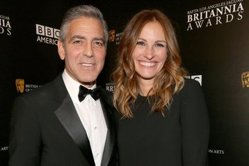 Džordž Kluni i Džulija Roberts