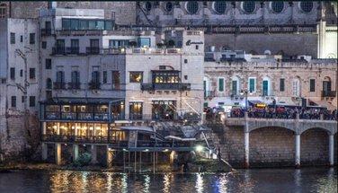 Malta pad balkona