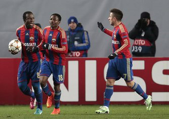 CSKA - Mančester siti