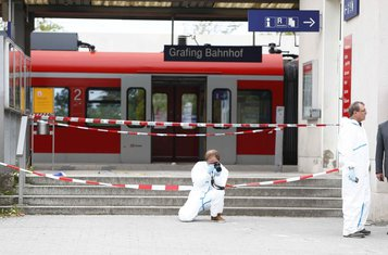 Minhen željeznička stanica
