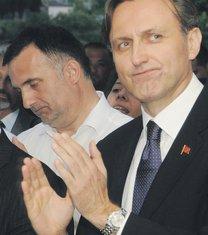 Srđan Milić, Ranko Krivokapić