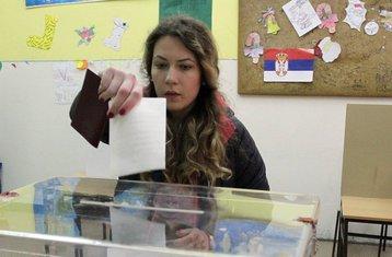 Izbori, Srbija