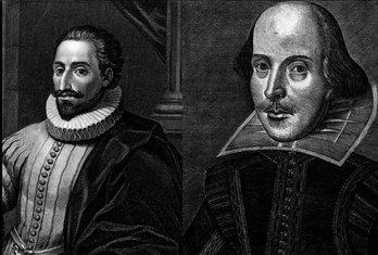 Servantes i Šekspir