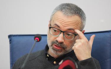 Sa prošlogodišnje promocije u Podgorici: Goran Stojičić