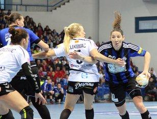 Milena Raičević i Andrea Klikovac
