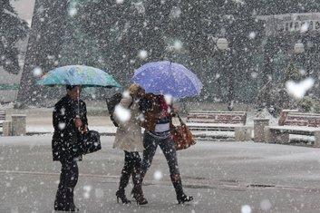 Rožaje snijeg