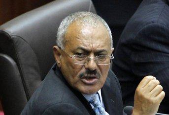 Ali Abdulah Saleh