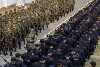 El Salvador, specijalne snage