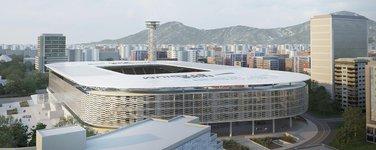 Novi stadion u Tirani