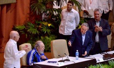 Fidel Kastro, Raul Kastro
