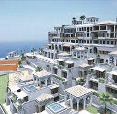 kompjuterska animacija planiranog hotela (NOVINA)