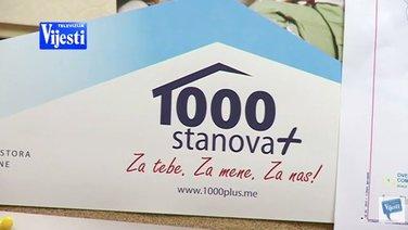 1000 plus stanovi