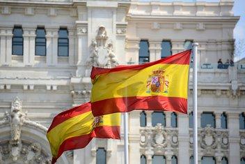 Španija zastava