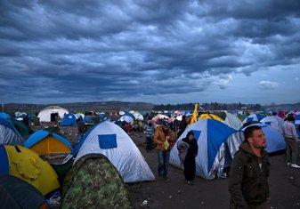 izbjeglice, migranti