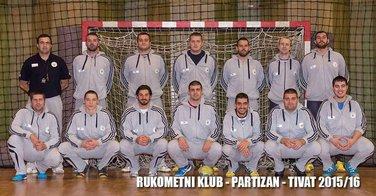 Rukometaši Partizana