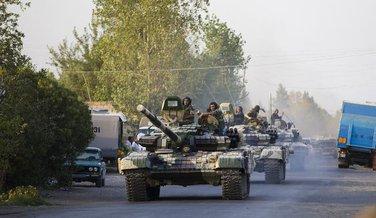 Azerbejdžan, vojska, Nagorno Karabah
